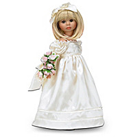 Megan Rose Child Doll