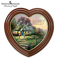Thomas Kinkade A Light Is Always Burning Wall Decor