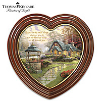 Thomas Kinkade Blessings Of Life Wall Decor