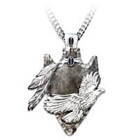 Sacred Guardian Pendant Necklace