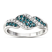 Cascade Of Beauty Ring