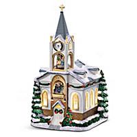 Town Centre Glockenspiel Sculpture