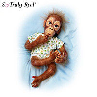 Baby Pongo Monkey Doll