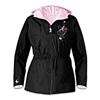 Ribbons Of Hope Women's Jacket