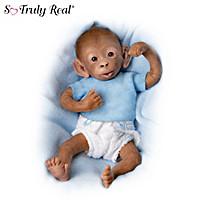 Bobo Monkey Doll