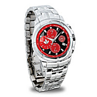For My Firefighter Chronograph Men's Watch