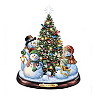 Holidays Are Better Together Tabletop Tree