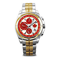 O Canada Men's Watch
