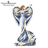 Thomas Kinkade Angel Of Devotion Figurine