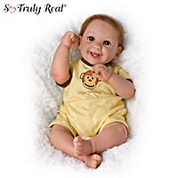 Little Monkey Baby Doll