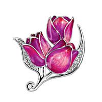 Blossoms Of Generosity Brooch