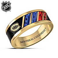 The Pride Of The Canadiens® Ring