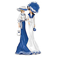True Blue Friend Figurine