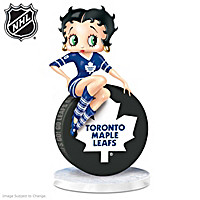 Betty Boop Maple Leafs® Figurine Set