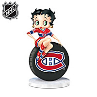 Betty Boop Montreal Canadiens® Figurine