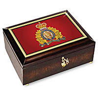The RCMP Regimental March Music Box
