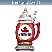 Molson Canadian Personalized Stein
