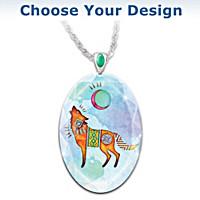 Spirit Animal Pendant Necklace