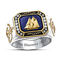 The Bluenose 1921 Ring