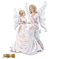 My Daughter You Are More Loved Than You Can Imagine Figurine