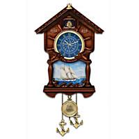 Bluenose Cuckoo Clock