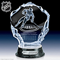 Montreal Canadiens® Legacy Of Champions Sculpture