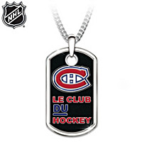 Montreal Canadiens® Pendant Necklace