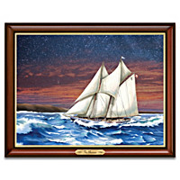 The Bluenose Wall Decor