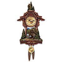 The Sasquatch Cuckoo Clock