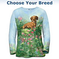 Doggie Daydreams Women's Shirt