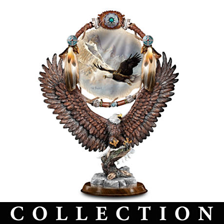 On Wings Of Glory Sculpture Collection