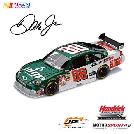 1:24 Scale Dale Earnhardt Jr. Amp Energy Diecast Car
