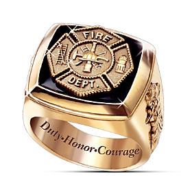 Firemen Ring