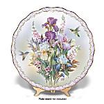 Lena Liu Enchanted Morning Collector Plate