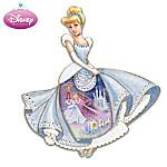 Disney Cinderella Collectible Wall Decor Collector Plate