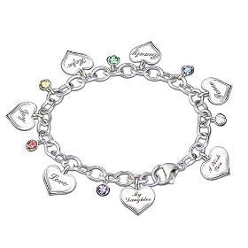 Heartfelt Wishes Bracelet
