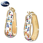 Disney Reversible Pierced Earrings