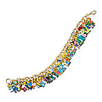 The Simpsons Ultimate Charm Bracelet: Collectible Simpsons Jewelry