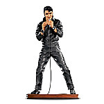 Elvis Presley '68 Comeback 30th Anniversary Tribute Sculpture: Unique Elvis Memorabilia