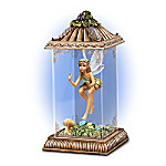 Rise And Shine Illuminated Faerie Figurine: Unique Fairy Tabletop Decor