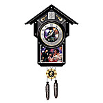 Elvis Presley Cuckoo Clock Elvis For All Time