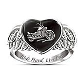 Ride Hard, Live Free Ring