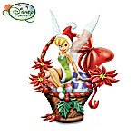 Disney Tinker Bell We Wish You A Fairy Christmas Figurine