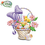 """Disney """"A Fairy Egg-cellent Easter"""" Tinker Bell Figurine"""