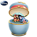 Disney Winnie The Pooh Music Box: A Small Piece Of Weather