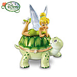 Disney Tinker Bells Little Pal Turtle Music Box