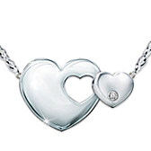 Always My Daughter Diamond Necklace