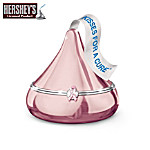 Breast Cancer Support HERSHEY'S Kisses Music Box: KISSES For A Cure