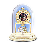 Elvis Presley 35th Anniversary Clock Picture