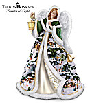 Thomas Kinkade Serena, Angel Of Light Figurine